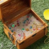 Pirate Party Buried Treasure
