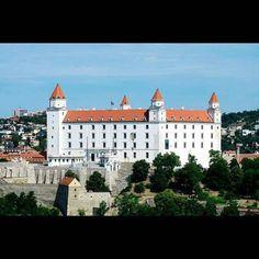 Bratislava castle from the Ufo #vsco #vscophile #vscofolk...  Instagram travelquote