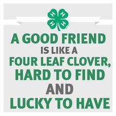 I'm so lucky to have my 4-H family! I don't know what i would do without them! I…