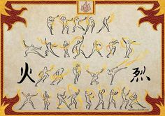Martial Arts Influences in Avatar: The Last Airbender Avatar Aang, Avatar The Last Airbender Art, Team Avatar, Arte Elemental, Elemental Powers, Sif Dark Souls, Susanoo Naruto, Arte Nerd, Legend Of Korra
