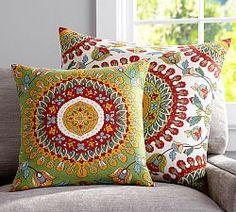 Throw Pillows, Accent Pillows & Outdoor Throw Pillows | Pottery Barn