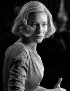 Cate Blanchett as Carol Aird in Carol (2015) dir. Todd Haynes