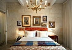 Maison La Vallette – Discreet Luxury In Malta | iDesignArch | Interior Design, Architecture & Interior Decorating