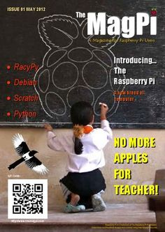 The MagPi - A Magazine For Raspberry Pi Users