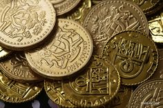 Bitcoin muntjes