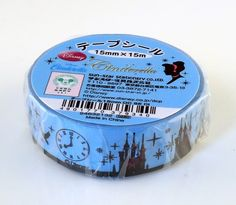 Sun-Star Disney Japan brand Washi masking deco tape