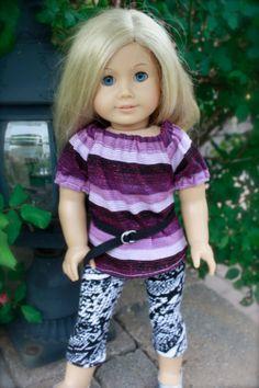 American+Girl+Doll+Clothes++Trendy+THREE+PIECE+by+closet4chloe,+$20.00
