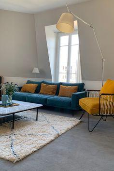 Decoration, Volumes, Boconcept, Couch, Deco Design, Architecture, Paris France, Furniture, Lifestyle