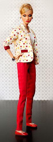 Poppy Parker Hot Dots | by daniela.markovna