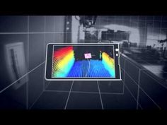 Say hello to Project Tango! - YouTube