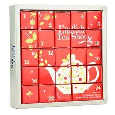 Calendrier de l'avent English Tea Shop - English Tea Shop - BienManger.com