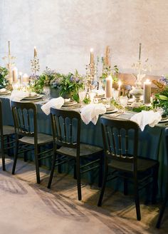 Photography: Jose Villa Photography - josevillaphoto.com   Read More on SMP: http://www.stylemepretty.com/2016/05/16/this-welcome-dinner-takes-it-to-the-next-level/