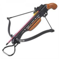 150 lb Pistol Grip Hardwood Stock Crossbow, Sporting Goods :: Other Sporting Goods :: Bullszi.com