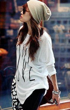 corean teen style