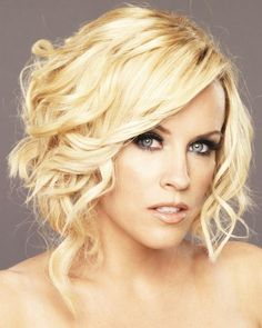 Actress and Model Jenny McCarthy to Celebrate 40th Birthday at Gallery Nightclub on Halloween