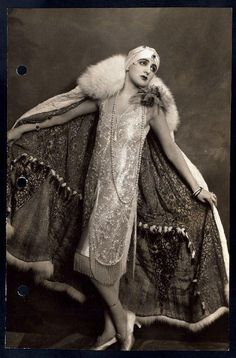 Impersonator Harry Franklin circa 1920