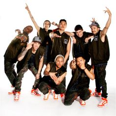 Mos Wanted Crew from America's best dance crew!