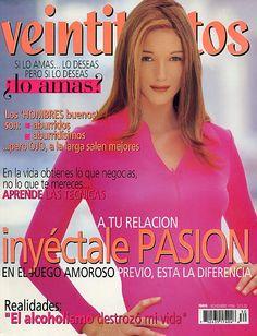 Revista Veintitantos, México, noviembre 1996