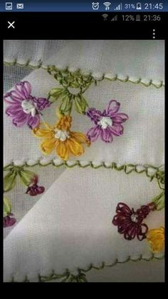 This Pin was discovered by Ayt Crochet Edging Patterns, Needlepoint Patterns, Saree Tassels, Needle Lace, Quilling, Tatting, Needlework, Diy And Crafts, Projects To Try