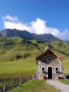 Col des Aravis..Haute Savoie/France