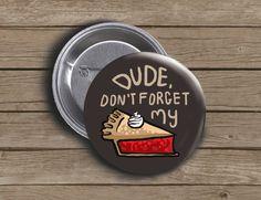 Tour Pie boutons du doyen Supernatural 15 par FandomFox sur Etsy