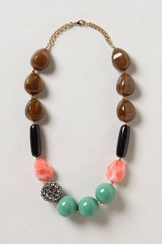 anthropologie Paradiso Necklace