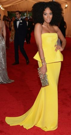 Solange- Her writing is AMAZING and I love how she has blossomed into a fierce, fearless, style-diva-con!