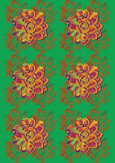 Rosas Verdes Frida