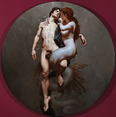 Roberto Ferri: Siren Series.