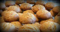 Broinha de fubá: www.confrariadacasserole.blogspot.com.br