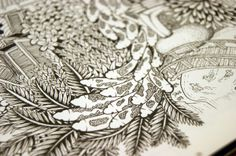 Japanese Doodle on Behance