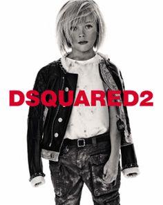 Dsquared2 kid, adv campaign S/S 2014 www.dsquared2.com/it/bambino-kid