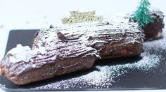 Chocolate log meats rocky road in Good Food's easiest ever Yuletide treat. No baking required, this recipe couldn't be simpler...or more delicious!