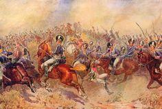 ⚔ 16. Juni 1812 – Gefecht bei Salamanca (1. Husaren-Regiment King's German Legion) ➹
