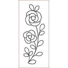 Rose Shape F #CC871060