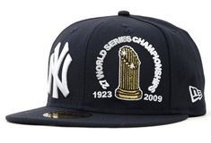 New York Yankees '27 World Series' Special Fitted Caps @Onspotz.com - Universal Article - Headwear