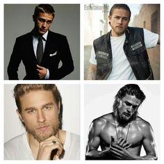 Jax and now Christian Grey! Charlie Hunnam, Sons Of Anarchy, Christian Grey, Celebs, Celebrities, Then And Now, 50 Shades, Movie Tv, Beautiful People