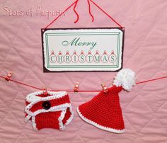 Set Christmas of Santa Claus to Baby. Santa Claus Hat, Christmas Cards, Christmas Ornaments, Diaper Covers, Santa Baby, Home Free, Merry, Photoshoot, Cover Size
