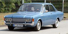 1968 Ford Taunus 17m
