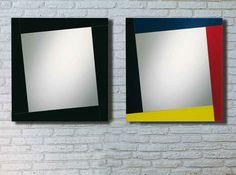 Dali Wall Mirror by LA Vetreria - $800.00