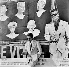 """Marcello """"ohhh Marchelo"""" the great movie """"La Dolce Vita"""" 1960"""
