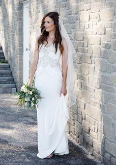 Gorgeous Elizabeth Filmore gown.