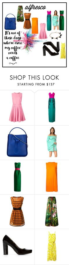 """fashion fizz¶"" by racheal-taylor ❤ liked on Polyvore featuring Givenchy, Alexander McQueen, Oscar de la Renta, 3.1 Phillip Lim, MM6 Maison Margiela, Moschino, F.R.S For Restless Sleepers, Dolce&Gabbana, Rochas and Joomi Lim"