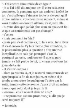 Promesses Bad Quotes, Text Quotes, Some Quotes, Messages For Him, French Quotes, Single Words, Bad Mood, Sad Love, Sweet Words