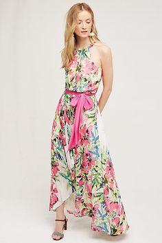 Eliza J Chiara Maxi Dress