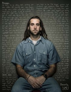REFLECT: Convicts' Letters to Their Younger Selves