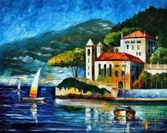 Italy - Villa Balbia: