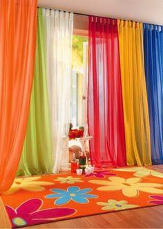 10 текстильных идей для обновления детской комнаты фото 1