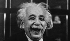 Albert Einstein, pictured in 1953