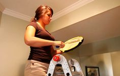 Paint Handy: Anti-gravity portable paint caddy omits spills and drips